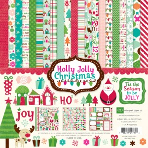 Echo Park Paper - Holly Jolly Christmas