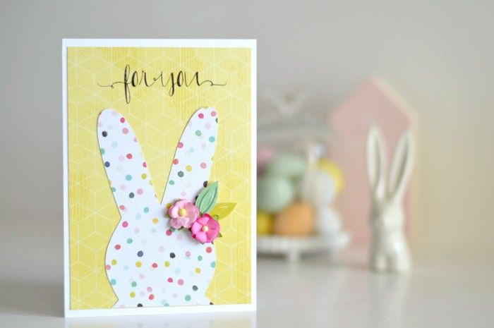 easter card diy 1